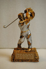 Monster Golf Swing Trophy- Hole in One -FreeShipping-Engraved-10 0%+ Satisfaction