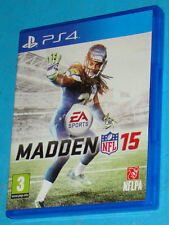 Madden 15 - Sony Playstation 4 PS4 - PAL