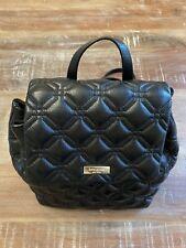 Kate Spade Mini Backpack - Black