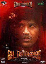 Vada Chennai Tamil DVD Stg: Dhanush, Ameer, Aishwarya Rajesh