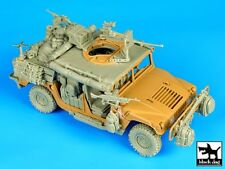 Black Dog 1/35 HMMWV Humvee Special Forces Conversion Set (for Tamiya) T35076