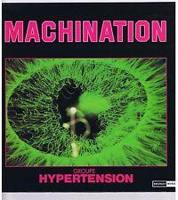 (LP LIBRARY)GROUPE HYPERTENSION MACHINATION (J.C.PIERRIC)