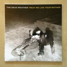 "Dead Weather Treat Me Like Your Mother 7"" Vinyl Single Jack White Third Man M/NM"