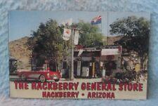 The Hackberry General Store Hackberry Arizona Thin Magnet Souvenir Refrigerator
