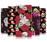 SKULLS PRINT COLLECTION HARD MOBILE PHONE CASE COVER FOR SONY XPERIA M4 AQUA