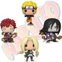 Official Naruto Run Anime and Manga Gaara Funko Pop Vinyl Figure Collectables