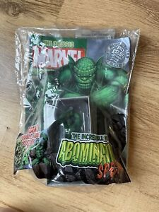 Eaglemoss Classic Marvel Figurine Collection • The Abomination Special: Issue 9