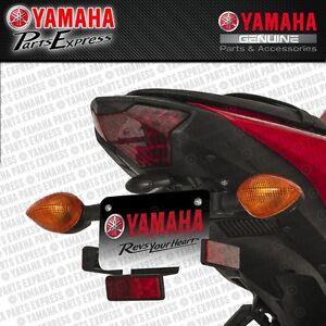 2015 YAMAHA YZF R3 YZFR3 NEW GENUINE REAR TAG FENDER ELIMINATOR 1WD-F16E0-V0-00