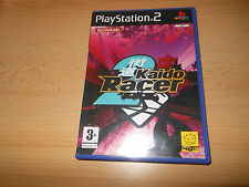 Kaido Racer 2 playstation PS2 game