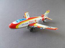 Blechspielzeug Flugzeug US  Air Force Tin Toy airplane