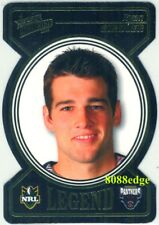 2006 SELECT NRL LEGEND DIECUT #LDC14: RYAN GIRDLER #93/175 PENRITH PANTHERS
