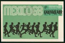 MayfairStamps Mexico 1967 Running Summer Games First Day Cover wwr553