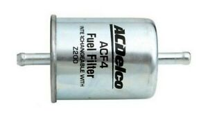 Fuel Filter Acdelco ACF4