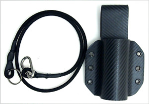 Turtle Cove Tackle Molded Boga Grip Holder With Lanyard