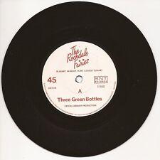 Rare Power Pop / Punk Single The Rochdale Fairies, 3 Green Bottles & Edelweiss