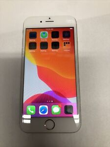 No Touch ID - Apple iPhone 6s - T-Mobile - 16 GB - Silver