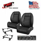 Tmi Pro Series - Complete Bucket Seat Set For 1964 - 1970 Mustang
