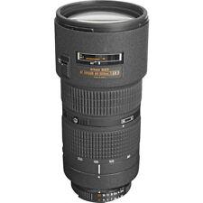 Nikon 80-200mm AF Zoom-Nikkor F2.8 ED Lens 1986 (UK Stock)