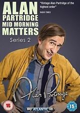 Mid Morning Matters Series 2 DVD 2016 Steve Coogan Tim Key Reece Shearsm