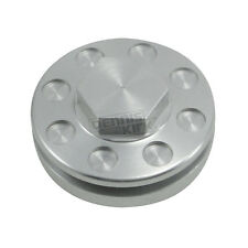 Joker Machine Clear Anodized Valve Tappet Cover 12-001-1S - 12-001-1S