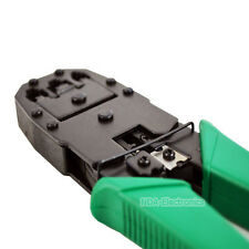 Network Lan Crimping Tool Rj11 Rj12 Rj45 Crimper crimp Modular 8P8C-6P6C-4P4C