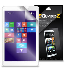 2X EZguardz Screen Protector Cover HD 2X For Supersonic Matrix SC-1020W Tablet