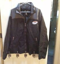Harley Davidson 105 Years  Miller Lite Jacket Windbreaker Coat XXL