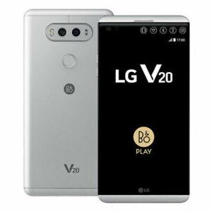 4G LTE LG V20 H910 (AT&T) H918 (T-Mobile) VS995 (Verizon) Single SIM 4GB + 64GB