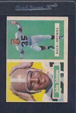 1957 Topps #016 John Johnson Browns EX *270