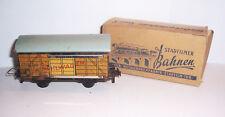 Stadtilm Güterwagen Kühlwagen Spur S mit Originalkarton !