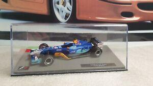 PANINI F1 CARS / IXO - 2004 SAUBER C23 - FELIPE MASSA  1/43 scale model car #27