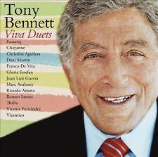 TONY BENNETT VIVA DUETS CD + 4 EXCLUSIVE TRACKS DELUXE EDITION new target bennet