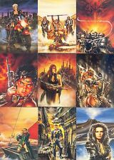 LUIS ROYO SERIES 1 FROM FANTASY TO REALITY 1993 COMIC IMAGES BASE CARD SET 90 FA