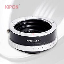 Kipon Aperture Adapter for Contax N1 Lens to Fuji X-Pro1 X-E1 X-M1 X-T1 Camera