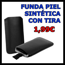 FUNDA PIEL IPHONE 4 4S GALAXY XPERIA NEO LG OPTIMUS HTC LUMIA CURVE BOLD HUAWEI