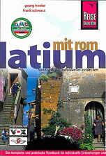 LATIUM mit ROM Reiseführer REISE KNOW-HOW 09 Italien NEU Reisehandbuch Vatikan