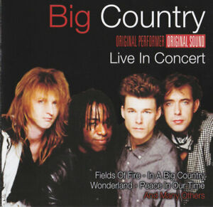 Big Country – Live In Concert