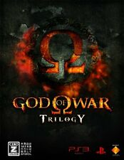 (Used) PS3 God of War Trilogy  [Import Japan]((Free Shipping))