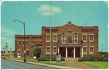 American Legion Building in Springfield MO Postcard