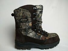 LaCrosse Men 9 SILENCER 800GM Waterproof Thinsulate Ultra Insulated Cameo Boots