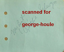 RUTHE  SELWYN - AUTOGRAPH - VTG - -ACTRESS IN ONLY  8  FILMS