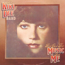 THE KIKI DEE BAND I've Got The music In Me UK Press Rocket 2C 066-97.813 1976 LP