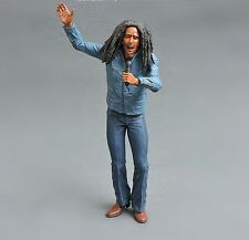 Bob Marley Action Figure Rasta Reggae Music Lion New One Love Wailers X Gift Toy