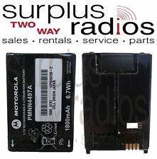 Motorola High Capacity BATTERY PMNN4497AR VL50 CLS1000 CLS1110 CLS1410 LI-ION