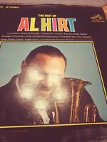 VINTAGE AL HIRT - THE BEST OF AL HIRT VINYL LP (1965) RCA Victor