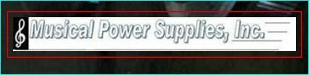 Musical Power Supplies Inc