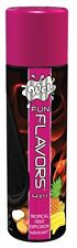 Wet Fun Flavors 4-in-1 Lube - Tropical Fruit Explosion - 4.1 Fl OZ (Made in USA)