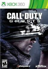 COD Call of Duty: Ghosts (XBOX 360, Infinity Ward / Activision) NEW *bonus map*