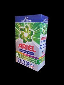 P&G Professional Ariel Colour Laundry Powder Detergent 100 wash 6.5kg