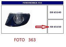65150 FARO FENDINEBBIA (FOG LAMPS) SX BMW S.3 E91 TOURING 09/2005->